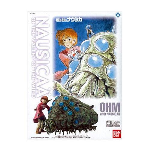 Studio Ghibli Nausicaä of the Valley of the Wind Ohm 1/20 Model Kit