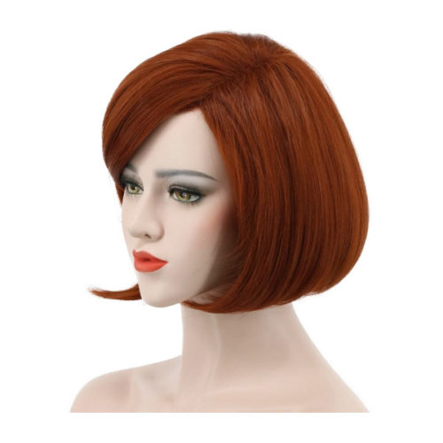 The X-Files Scully Short Bob Wig