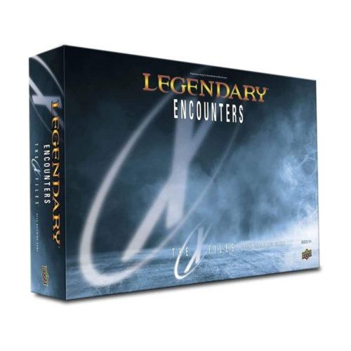 X-Files Deck Building Game: Legendary Encounters