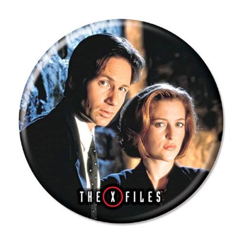 """The X Files Ata-Boy 1.25"""" Collectible Pin"""