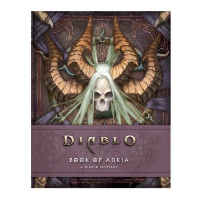 Book of Adria: A Diablo Bestiary