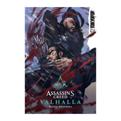 Assassin's Creed Valhalla Blood Brothers Comic