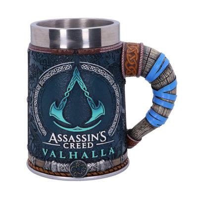 Assassin's Creed Valhalla Officially Licensed Tankard Mug