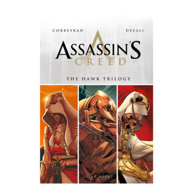 Assassin's Creed The Hawk Trilogy Comic