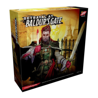 Betrayal at Baldur's Gate Board Game by Avalon Hill