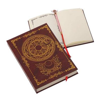 Cardcaptor Sakura Anime Notebook Journal