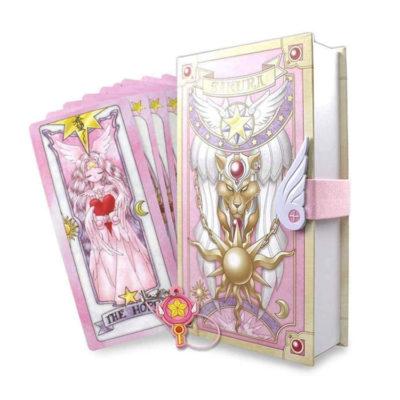 Cardcaptor Sakura Magic Book with Cards 56pcs