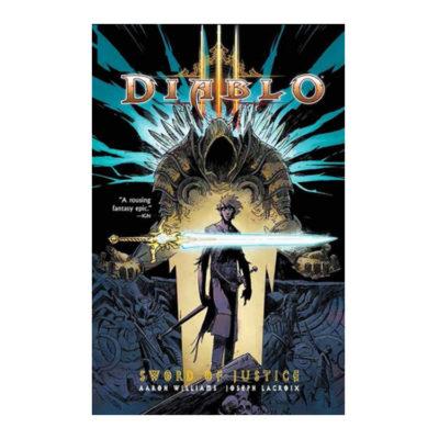 Diablo: Sword of Justice Comic Book