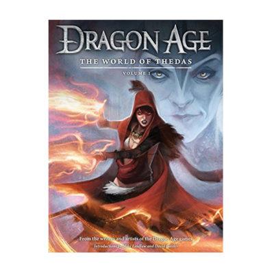 Dragon Age The World of Thedas Volume 1