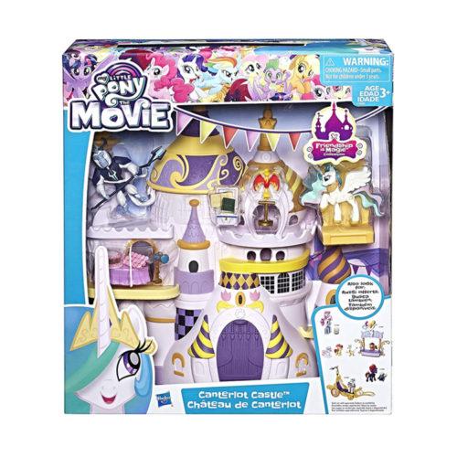 My Little Pony Friendship is Magic Canterlot Castle