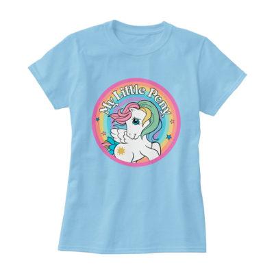 My Little Pony Vintage Starshine Logo T-Shirt