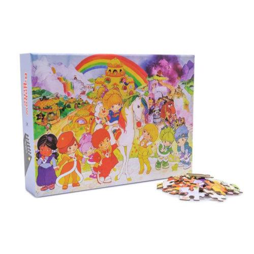 Rainbow Brite 500 Piece Jigsaw Puzzle by TruffleShuffle