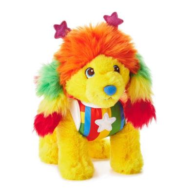 Rainbow Brite Puppy Brite Stuffed Animal