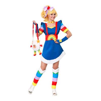 Rainbow Brite Adult Costume