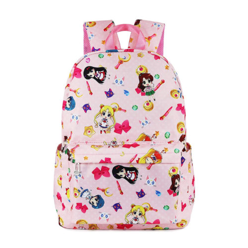 Sailor Moon All Over Print Chibi Backpack