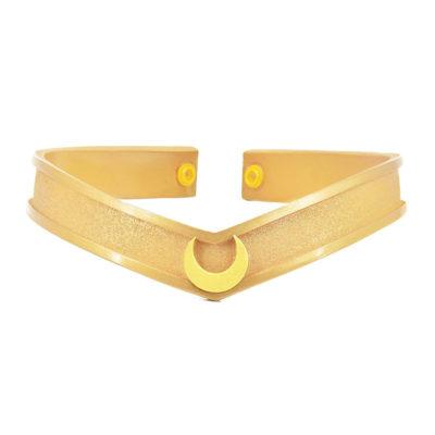 Sailor Moon Gold Cosplay Tiara Resin Headwear Prop