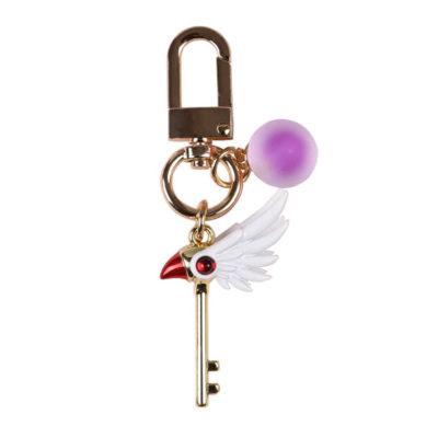 Sakura Card Captor Clear Card Cute Keychain