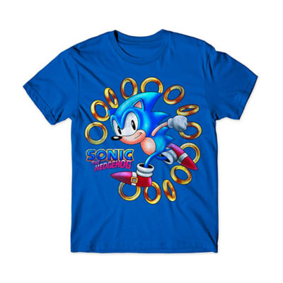 """Sonic the Hedgehog """"The Fastest Thing Alive"""" T-Shirt"""