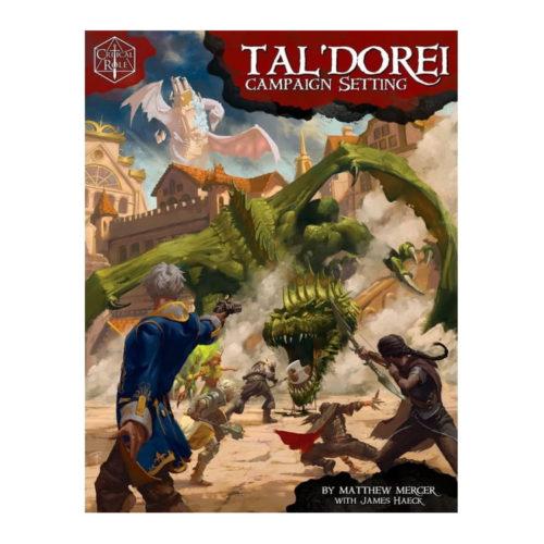 Critical Role: D&D Tal'Dorei Campaign Setting