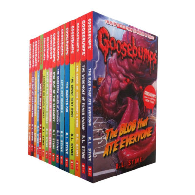 Goosebumps The Classic Series 20 Books Collection by R. L. Stine