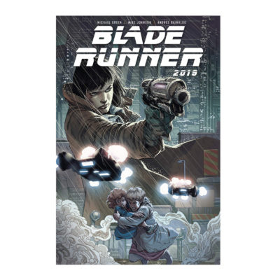 Blade Runner Comics: Blade Runner 2019 - Vol. 1: Los Angeles