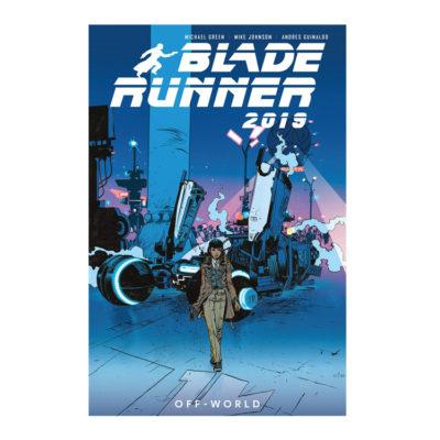 Blade Runner Comics: Blade Runner 2019 - Vol. 2: Off World