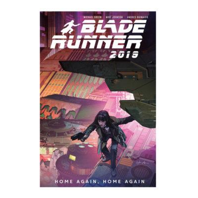 Blade Runner Comics: Blade Runner 2019 - Vol. 3: Home Again, Home Again