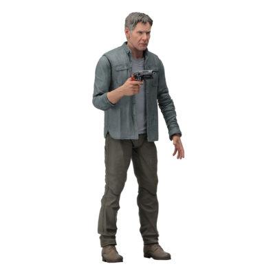 "Blade Runner 2049 NECA 7"" Action Figure Deckard"