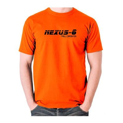 Blade Runner Nexus 6 Tyrell Corporation T-Shirt
