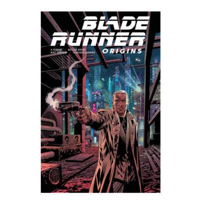Blade Runner Comic: Origins Vol. 1 - Products