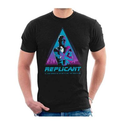 """Blade Runner """"Like Tears in Rain"""" T-Shirt"""