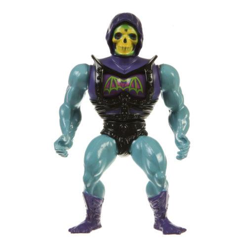 Masters of the Universe Vintage Toys: Original Battle Skeletor 1984
