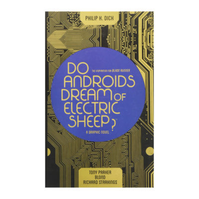 Illustrated Do Androids Dream of Electric Sheep Omnibus