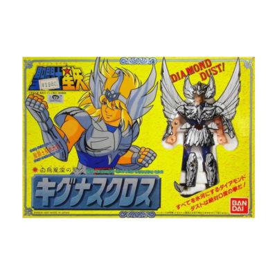 Saint Seiya 1987 Vintage Bandai Figure: Cygnus Hyoga