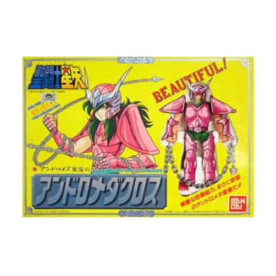 Saint Seiya 1987 Vintage Bandai Figure: Andromeda Shun