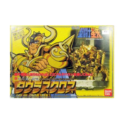 Saint Seiya 1987 Vintage Bandai Figure: Taurus Aldebaran