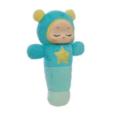 New Glo Worm Soft Stuffed Soother Doll Hasbro Playskool